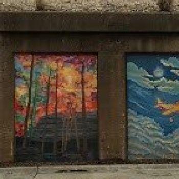 Community Mini Murals